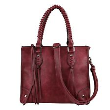 Concealed Carry Purse, Amy Satchel by Lady Conceal, Purse for Conceal Carry CCW