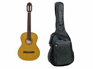 DareStone CG44 Chitarra Chitarra classica da studio +custodia + plettri omaggio