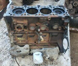 MAZDA 3 / 6 mk2 2010 2.2 DIESEL R2AA ENGINE BLOCK COMPLETE