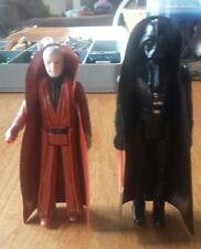 VINTAGE Star Wars Loose ANH Droids Lot Obi-Wan & Darth Vader NM No Lightsaber