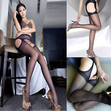 Fantastic Sexy stockings Four open crotch stockings off pantyhose for Lady