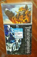 Transformers: Revenge of the Fallen (2-DVD, 2009, *Walmart* Special Edition)