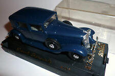 RENAULT Reinastella in Scuro Blu Bleu Dark Blue, solido in 1:43 MINT BOXED!