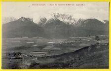 cpa RARE 66 - MONT LOUIS (Pyrénées Orientales) CIRQUE du CAMBRAS d'AZÉ