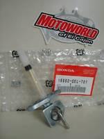 NEW OEM FUEL GAS PETCOCK ASSEMBLY 2001-2007 HONDA XR70 CRF70 70 16950-GEL-701