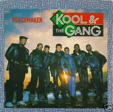 45 TOURS--KOOL & THE GANG--PEACEMAKER--1986