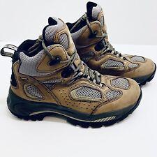 Vasque Breeze 7465 Women's US 7.5N Gore-Tex Leather Hiking Trail Boots Vibram