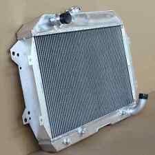 Radiator Fit Datsun 240z 1970-1973 260z 1974-1975 3Row 52mm Aluminum At/Mt 110