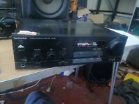 Technics SU-X911 INTEGRATED AMPLIFIER Hi-fi amplifier 230 watts  (530)