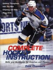 COMPLETE HOCKEY INSTRUCTION By Dave Chambers