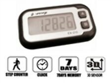 Yamax EX210 3D Accelerometer for Health, Fitness & Sports Performance
