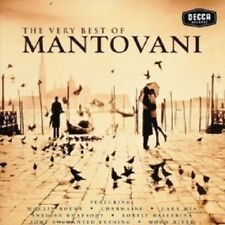 MANTOVANI - BEST OF  2 CD  38 TRACKS INSTRUMENTAL POP COMPILATION  NEUF
