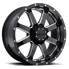 "20"" x10 Gear Alloy Big Block 726MB Black 6x135/6x5.5 -19 ET 726MB-2106819 Rims W"