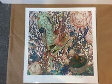 James Jean Horse IV Hand signed and Numbered Limited Edition Sold Out Print