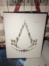 Assassins Creed 3 III Encyclopedia Book 382 Pages English Ubiworkshop