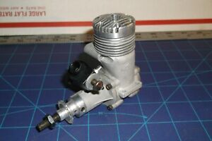 This Is a K & B  .40 R/C LATE MODEL, MODEL AIRPLANE ENGINE WITH PERRY TYPE CARB