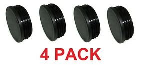 Frame Tube Hole Plugs Rear Wheel Well 99-18 Chevy Silverado GMC Sierra 1500 4pc
