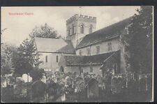 Sussex Postcard - Broadwater Church, Worthing    RS6450