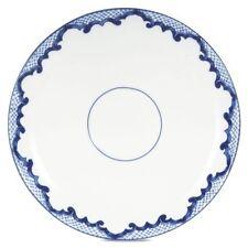 """RALPH LAUREN BLUE MANDARIN CHINA BUTTER BREAKFAST SAUCER ROUND PLATE 10.5"""" NEW 1"""