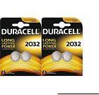 Duracell DL CR 2032 3-Volt Lithium Coin Cell Battery