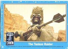 Star Wars 30th Ann. Retail Excl. Magnet Chase Card  Tusken Raider
