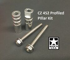 CZ 452 Profiled Pillar Bedding Kit DIY Stock Pillar Bedding