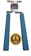 "40"" Load Bar Scale 5,000 lb Livestock Scale Preifert Chute Weigh Bars"
