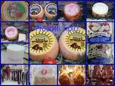 Prodotti tipici Sardi Formaggio Pecorino Caprino Sardo Eccellente Latte Locale