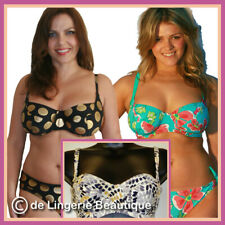 *SALE*  Ladies assorted BIKINI TOPS made by Full-filled 28-38 DD-J cup