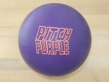 "NIB 14# Storm Pitch Purple Bowling Ball Specs - 14.3/3-3.5"" Pin/2.91oz TW"