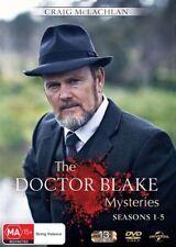 The Doctor Blake Mysteries : Season 1-5 (DVD, 2017, 13-Disc Set)