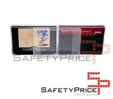 Funda Caja protectora de cartuchos Sega Mega Drive Master System Protector Cover