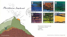 16 March 2004 Northern Ireland A British Journey Rm First Day Cover Eniskillen a