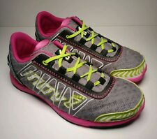 Inov8 Road-X-Treme 188 Low Top Running Shoes, Hot Pink & Gray, Women's Size 7.5