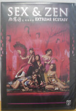 "Sex & Zen ""Extreme Ecstasy"" Chinese DVD in Ming-Dynasty Action & Adventure"