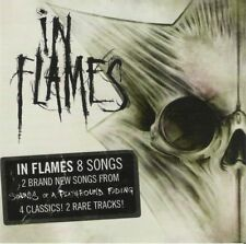 IN FLAMES 8 Songs ROCK HARD CD WASP Metallica Volbeat Devin Townsend Slayer Kiss