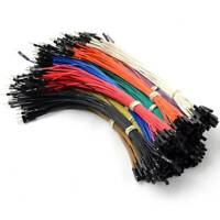 40PCS/Lot 20cm Female to Male Dupont Double head Wire Jumper Cable For Arduino