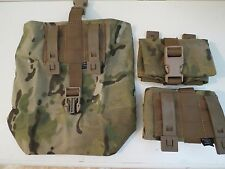Tactical Tailor FIGHT LIGHT MOLLE Roll-Up Dump Pouch - Army Multicam