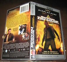 National Treasure (UMD, 2005) Empty Box Case Only!