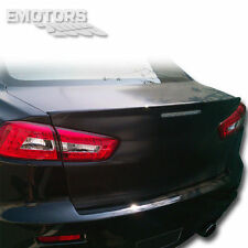 Carbon Fiber Fit For Mitsubishi Lancer EVO X Evolution 10th Trunk Spoiler M