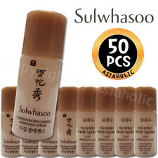 Sulwhasoo Concentrated Ginseng Renewing Serum 4ml x 50pcs (200ml) Sample Newist