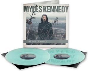 Myles Kennedy - The Ides of March Transparent Bottle Green 2 Vinyl LP 400 WW