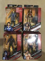 "Mattel DC Comics Multiverse 6"" Action Figure LOT of Four...all are NIB Lot#4"