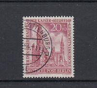 Berlin Mi-Nr. 108 gestempelt Berlin-Charlottenburg - Gummierung - Schlegel BPP