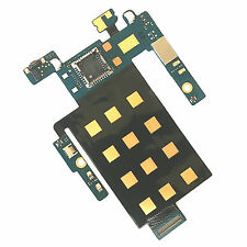 100% genuine htc HD7 main flex + bouton power + capteur 50H10136-10M T9292 ruban clé