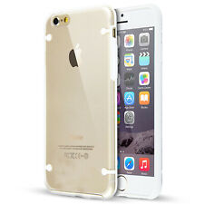iPhone 6S Plus 6 Plus case Bumper Case Cover Protective Crystal Clear Hard White