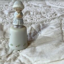New ListingPrecious Moments - May Your Christmas Be Merry - 1991 Thimble #524190