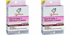 Similasan Baby Gas and Colic plus Stomach Cramps - 135 Tablets (Paks of 2)