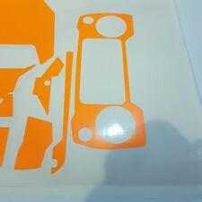 3X Frigorifero Acqua Filtro Per Samsung RF 4287 Hars