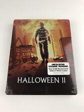 Halloween II Scream Factory Limited Edition Blu Ray Steelbook Brand New OOP
